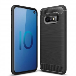 OEM Forcell Carbon Case Samsung Galaxy S10E - Black