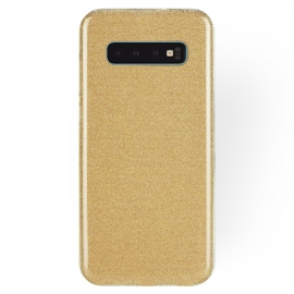 OEM Forcell Shining Case Samsung Galaxy S10 - Gold