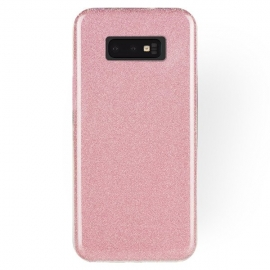 OEM Forcell Shining Case Samsung Galaxy S10E - Pink