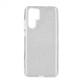 OEM Forcell Shining Case Huawei P30 Pro - Silver