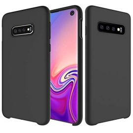 OEM Forcell Silicone Case Samsung Galaxy S10 - Black