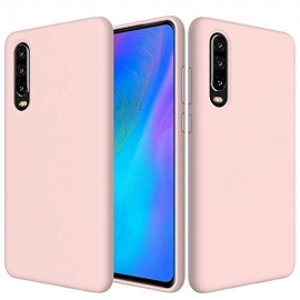 OEM Forcell Silicone Case Huawei P30 - Pink