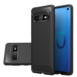 OEM Forcell Carbon Case Samsung Galaxy S10 - Black