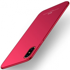 MSVII Σκληρή Θήκη PC iPhone X - Red (K2-03)