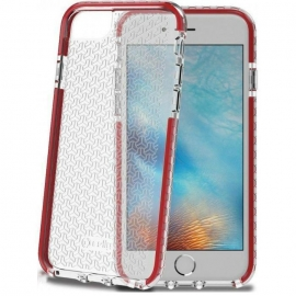 Celly Hexagon Case Apple iPhone 7/8 - Red (HEXAGON800)