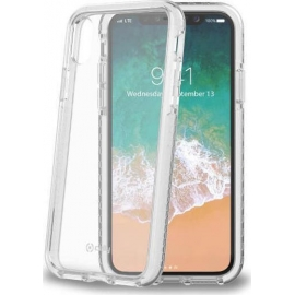 Celly Hexagon 2 Case Apple iPhone X/XS - White (HEXAGON900WH)