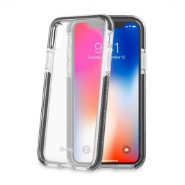 Celly Hexagon 2 Case Apple iPhone X/XS - Black (HEXAGON900BK)