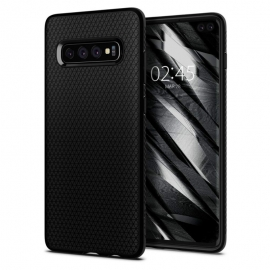 Spigen Liquid Air case cover Samsung Galaxy S10 Plus - Black (606CS25764)