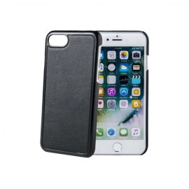 Celly Ghost Cover iPhone 7/8 - Black (GHOSTCOVER800BK)