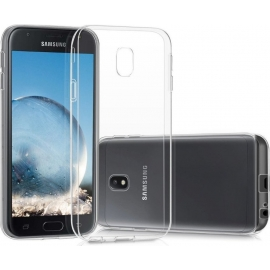 Celly Gelskin Samsung Galaxy J3 2017 - Transparent (GELSKIN663)