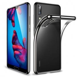 OEM Metalic Slim case Huawei P20 - Black