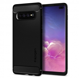 Spigen Rugged Armor Samsung Galaxy S10 Plus - Black (606CS25765)