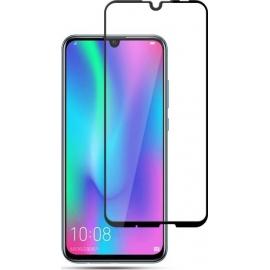 Wozinsky Full Cover Tempered Glass 9H Full Glue with Frame Case Friendly Huawei P Smart 2019 - Black