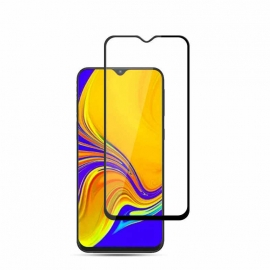 Wozinsky Full Cover Tempered Glass 9H Full Glue with Frame Case Friendly Samsung Galaxy A30/A50 - Black