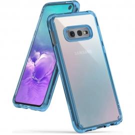 Ringke Fusion Back Cover Samsung Galaxy S10e - Aqua Blue