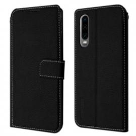 Star-Case ® Book Case Soul Huawei P30 - Black