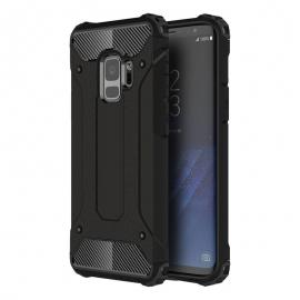 OEM Hybrid Armor Case Tough Rugged Samsung Galaxy S9 - Black