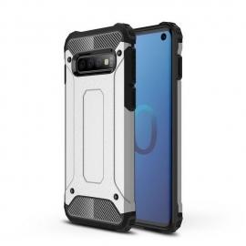 OEM Hybrid Armor Case Samsung Galaxy S10 - Silver