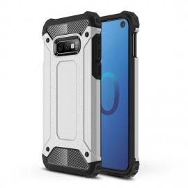 OEM Hybrid Armor Case Samsung Galaxy S10e - Silver