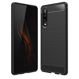 OEM Forcell Carbon Case Huawei P30 - Black