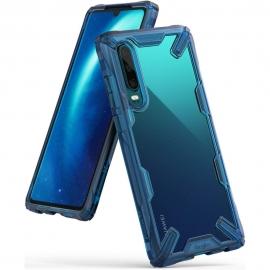 Ringke Fusion-X Huawei P30 - Space Blue