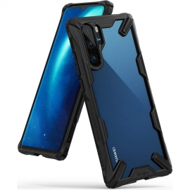 Ringke Fusion-X Huawei P30 Pro - Black
