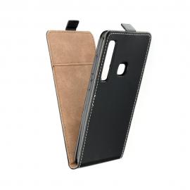 OEM Flip Case Slim Flexi Fresh Samsung Galaxy A9 2018 - Black