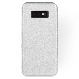 OEM Forcell Shining Case Samsung Galaxy S10e - Silver