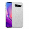 OEM Forcell Shining Case Samsung Galaxy S10 Plus - Silver