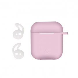 Celly Airpod Case Sport Buds Pink (AIRCASEPK)