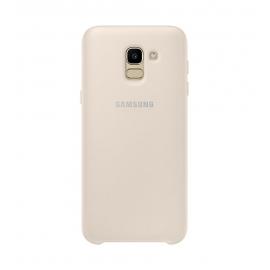 Samsung Dual Layer Cover Galaxy J6 2018 - Gold (EF-PJ600CFEGWW)