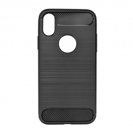 OEM Forcell CARBON Case iPhone X - BLACK