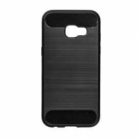 OEM Forcell CARBON Case Samsung Galaxy A3 2017 - BLACK
