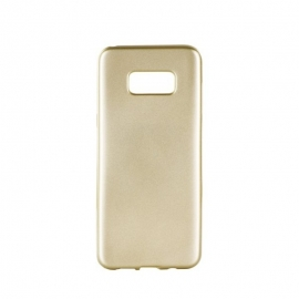 OEM Jelly Case Flash Mat Samsung Galaxy S8 Plus - GOLD