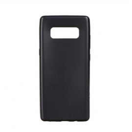 OEM Jelly Case Flash Mat Samsung Note 8 - BLACK