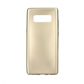 OEM Jelly Case Flash Mat Samsung Note 8 - GOLD