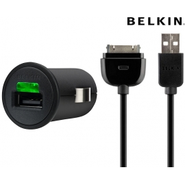 Belkin Micro Auto Charger with Cable (8810cw00173)
