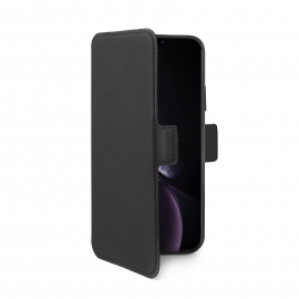 Celly Case Prestige Magnet Version iPhone XR - Black (PRESTIGEM998BK)