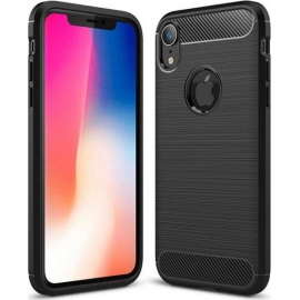 OEM Forcell Carbon Case iPhone XR - Black