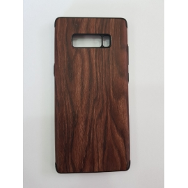 OEM Forcell Dark WOOD Case Samsung Galaxy NOTE 8