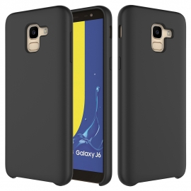 OEM Forcell Soft Silicone Case Samsung Galaxy J6 2018 - Black