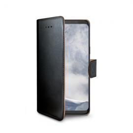 Celly Wally Samsung Galaxy S9 Plus (WALLY791) - BLACK