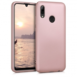 KW TPU Silicone Case Huawei P Smart 2019 - Metallic Rose Gold (47387.31)