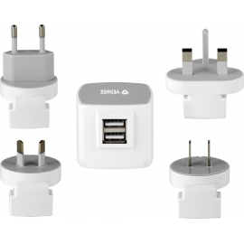 Yenkee YAT 202 Universal Travel USB Charger