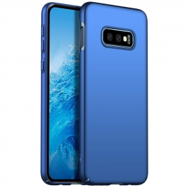 MSVII Simple Ultra-Thin Cover PC Case Samsung Galaxy S10e - Blue