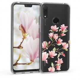 KW TPU Silicone Case Huawei Y6 / Y6 Prime 2019 - Dark Blue Matte (48121.03)