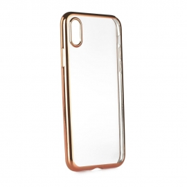 OEM ELECTRO Jelly Case iPhone X - ROSE GOLD