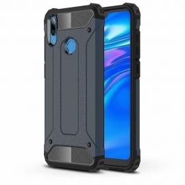 OEM Hybrid Armor Case Tough Rugged Huawei Y6 / Y6 Prime 2019 - Blue