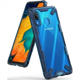 Ringke Fusion-X PC Case Samsung Galaxy A30 - Blue
