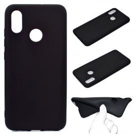OEM Soft Back Case Gel Cover TPU Huawei Y6 2019 - Black